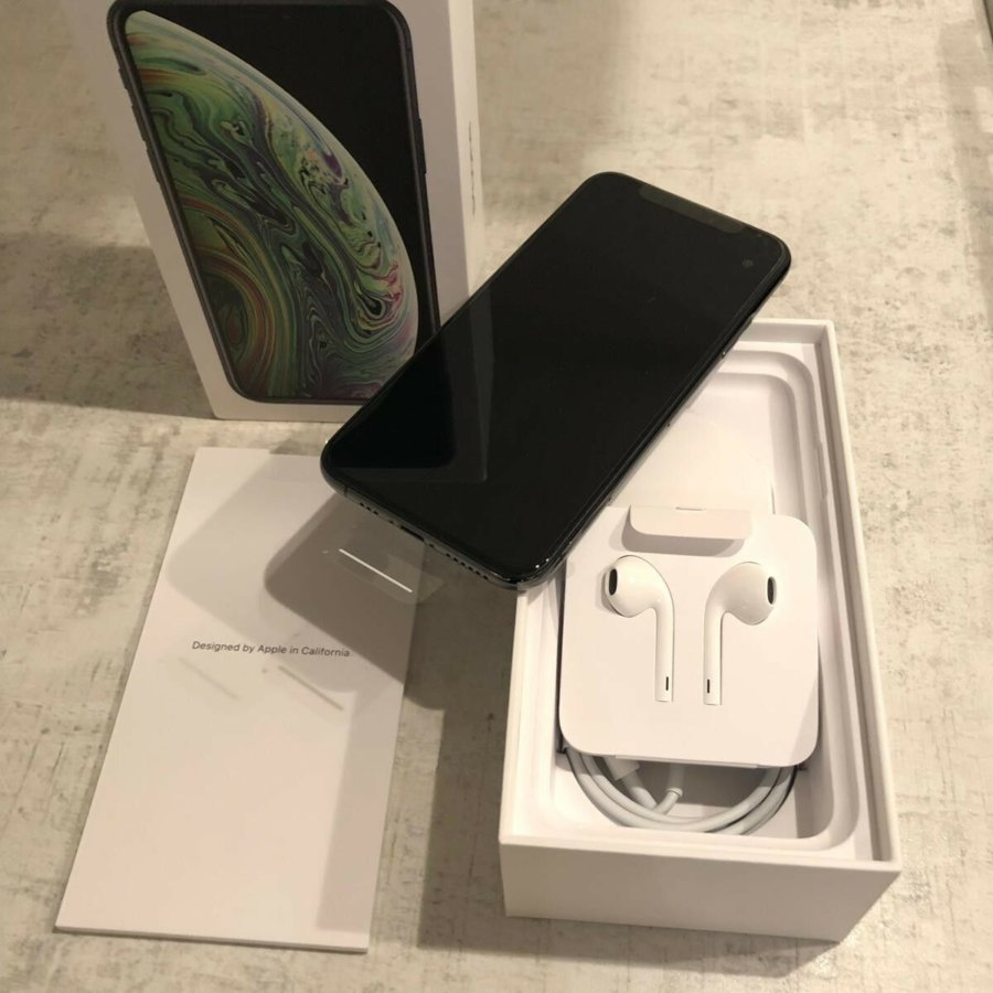Appele iPhone XS 64gb Space Grey.jpg