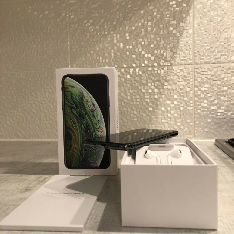 Apple iPhone XS 64gb Space Grey,.jpg