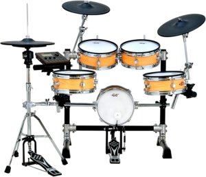 Goedrum Je6 Electronic Drum Set Color Wood.jpg