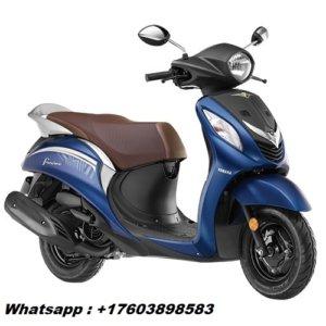 Yamaha Fascino 113 Cc Beaming Blue Scooter.jpg